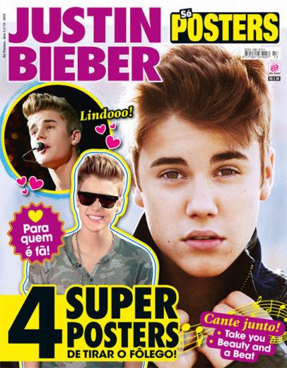 Só posters Justin Bieber