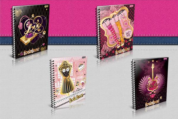 Cadernos Todateen - Jandaia