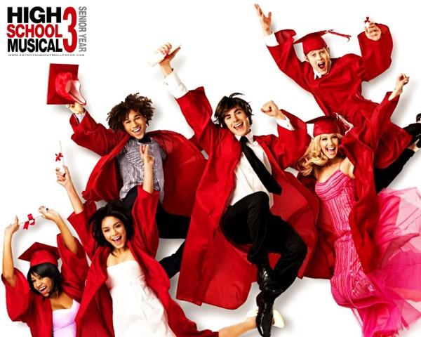 "Elenco de ""High School Musical"""