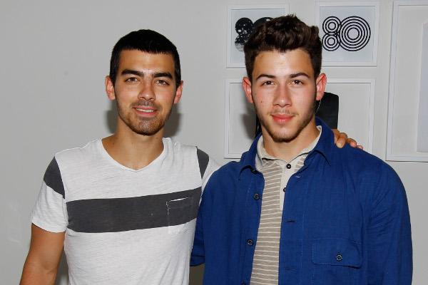 Joe e Nick Jonas