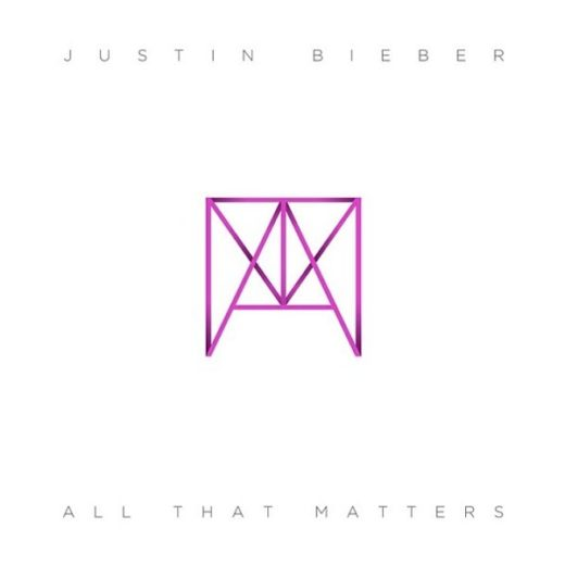 "capa de ""All That Matters"""