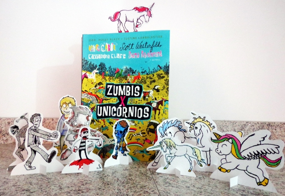 Zumbis vs. Unicórnios