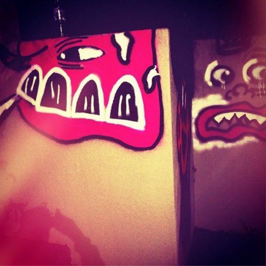 grafite de Justin Bieber