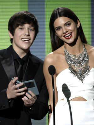 Austin Mahone e Kendall Jenner
