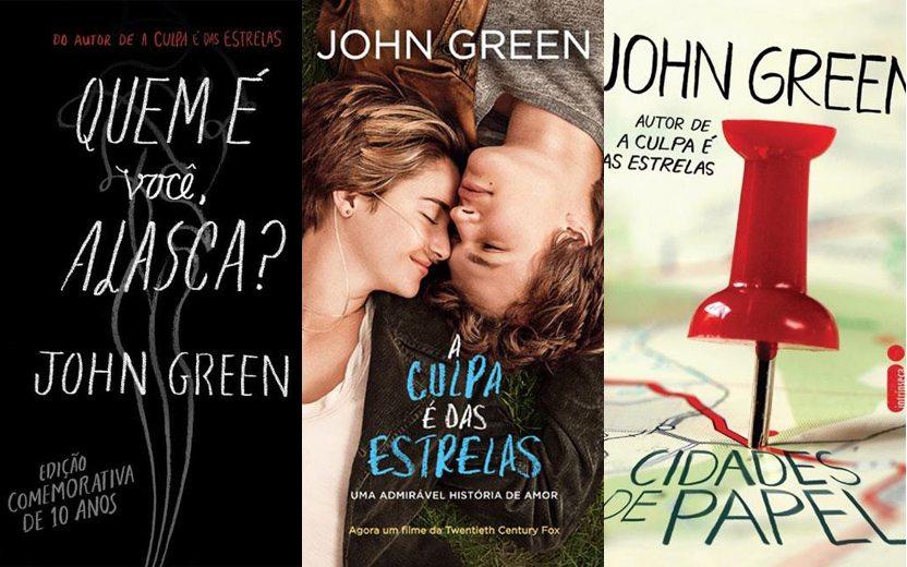 Frases De John Green Para Se Apaixonar Ainda Mais Pelos Seus Livros