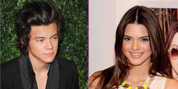 Harry Styles e Kendall Jenner