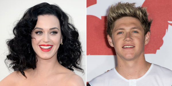 Katy Perry e Niall Horan