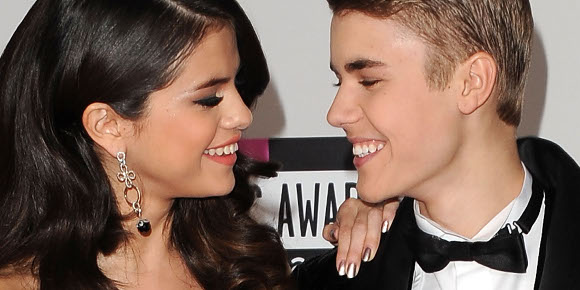 Selena Gomez e Justin Bieber