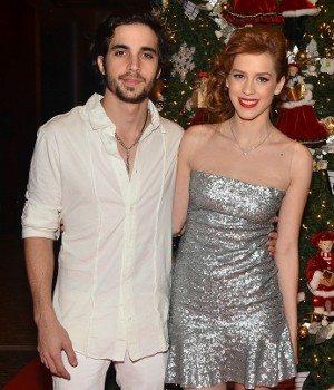 Fiuk e Sophia Abrahão