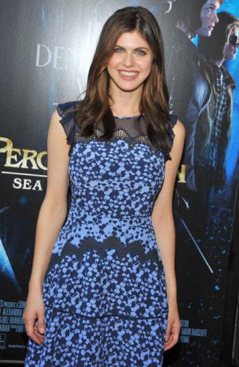 Entrevista: Alexandra Daddario, a Annabeth de Percy Jackson, fala sobre o filme e sua carreira