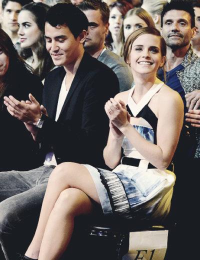 Emma Watson termina o namoro com Will Adamowicz