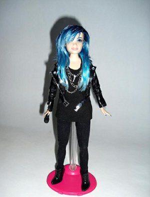 boneca de Demi Lovato