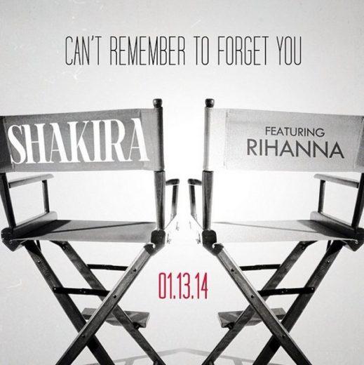 single de Shakira e Rihanna