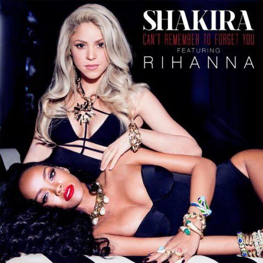 Shakira e Rihanna