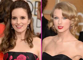 Tina Fey e Taylor Swift