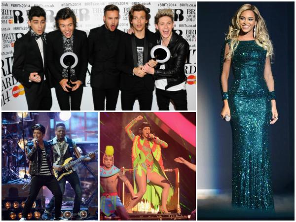 Veja tudo o que rolou no BRIT Awards