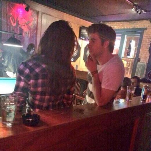 Nina Dobrev teria sido vista com Liam Hemsworth em Atlanta