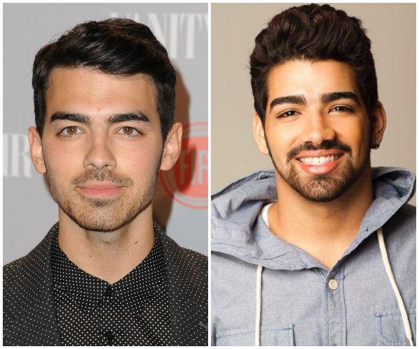 Joe Jonas publica foto do cantor Dilsinho em rede social