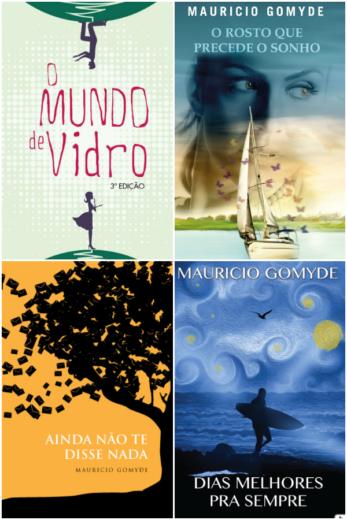 Livros Maurício Gomyde