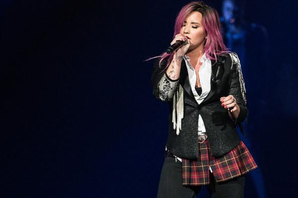 Turnê da Demi Lovato no Brasil sofre alterações