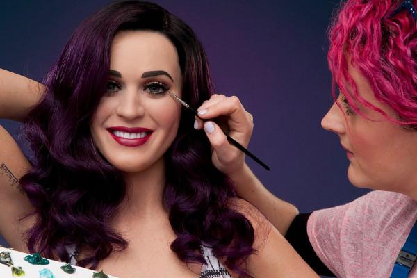 Katy Perry ganha estátua de cera no Museu Madame Tussauds