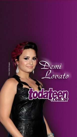 Demi Lovato wallpaper (IPhone)