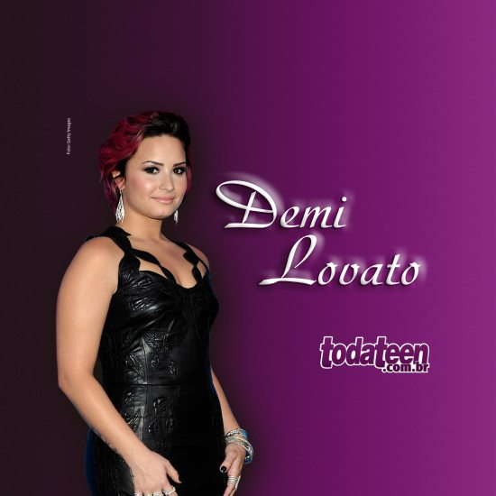 Demi Lovato Wallpaper (Tablet)