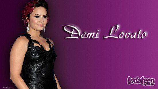 Demi Lovato Wallpaper (Widescreen)