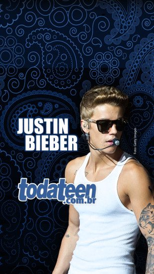 Justin Bieber wallpaper (IPhone)