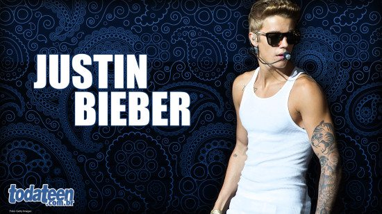 Justin Bieber Lovato Wallpaper (Widescreen)