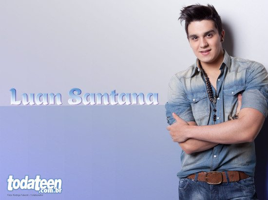 Luan Santana Wallpaper (Fullscreen)
