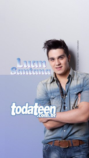 Luan Santana wallpaper (IPhone)