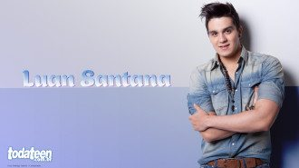 Luan Santana Wallpaper (Widescreen)
