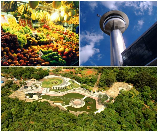 Lugares turísticos para Demi Lovato visitar no Brasil