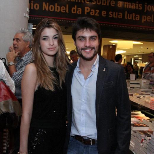Guilherme Leicam fala sobre novo relacionamento