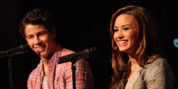 Nick Jonas e Demi Lovato