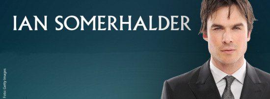Ian Somerhalder cover (Facebook)