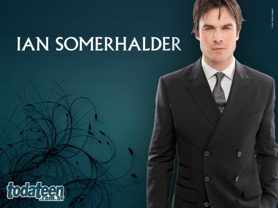 Ian Somerhalder Wallpaper (Fullscreen)