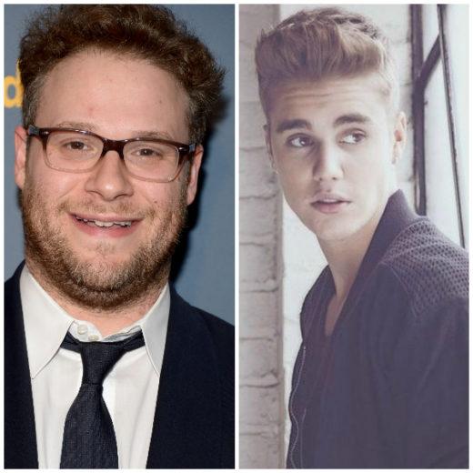 Seth Rogen explica porque não gosta de Justin Bieber