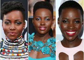 Make para pele negra inspirado em Lupita Nyong'O