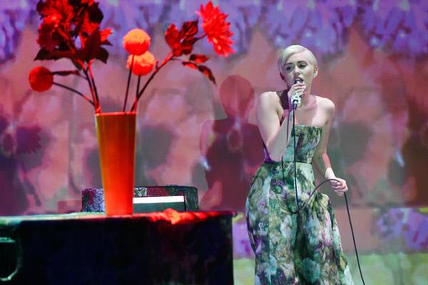 Miley Cyrus ganha dois prêmios no World Music Awards