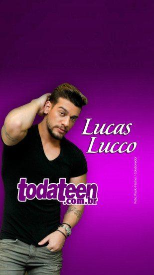 Lucas Lucco Wallpaper (IPhone)