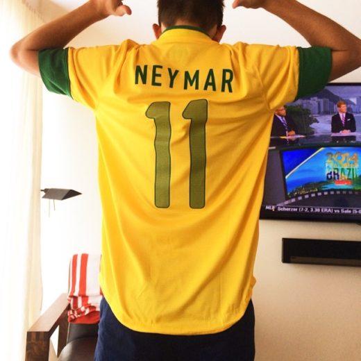10 Gatos que torceram pelo Brasil na estreia da Copa do Mundo