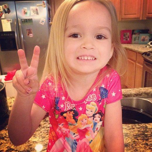 Fotos que comprovam que a Chloe é mesmo uma diva da internet