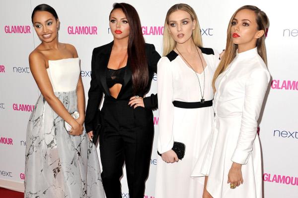 """Little Mix ganha prêmio de """"Banda do Ano"""" no Glamour Awards"""