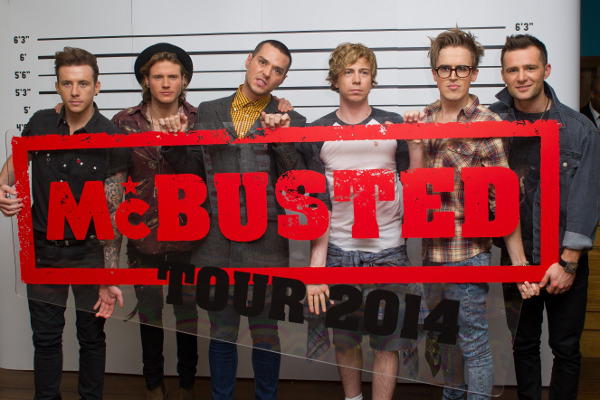 McBusted será colaborador no novo álbum da One Direction