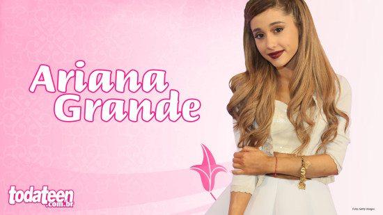 Ariana Grande Wallpaper (Widescreen)