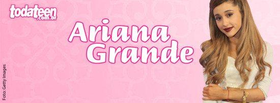 Ariana grandecover (Facebook)