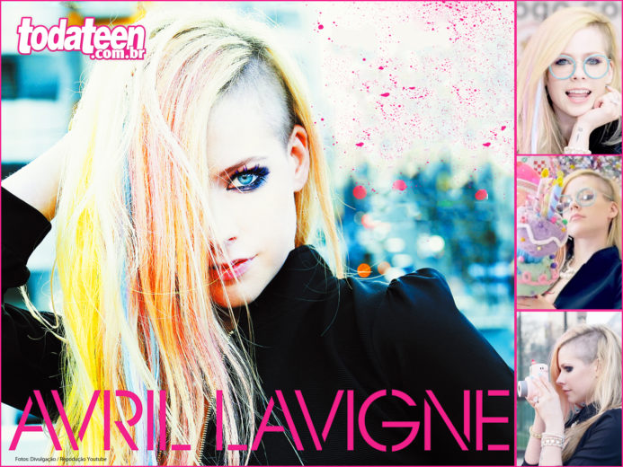 Avril Lavigne Wallpaper (Fullscreen)