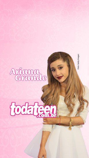 Ariana Grande  Wallpaper (IPhone)